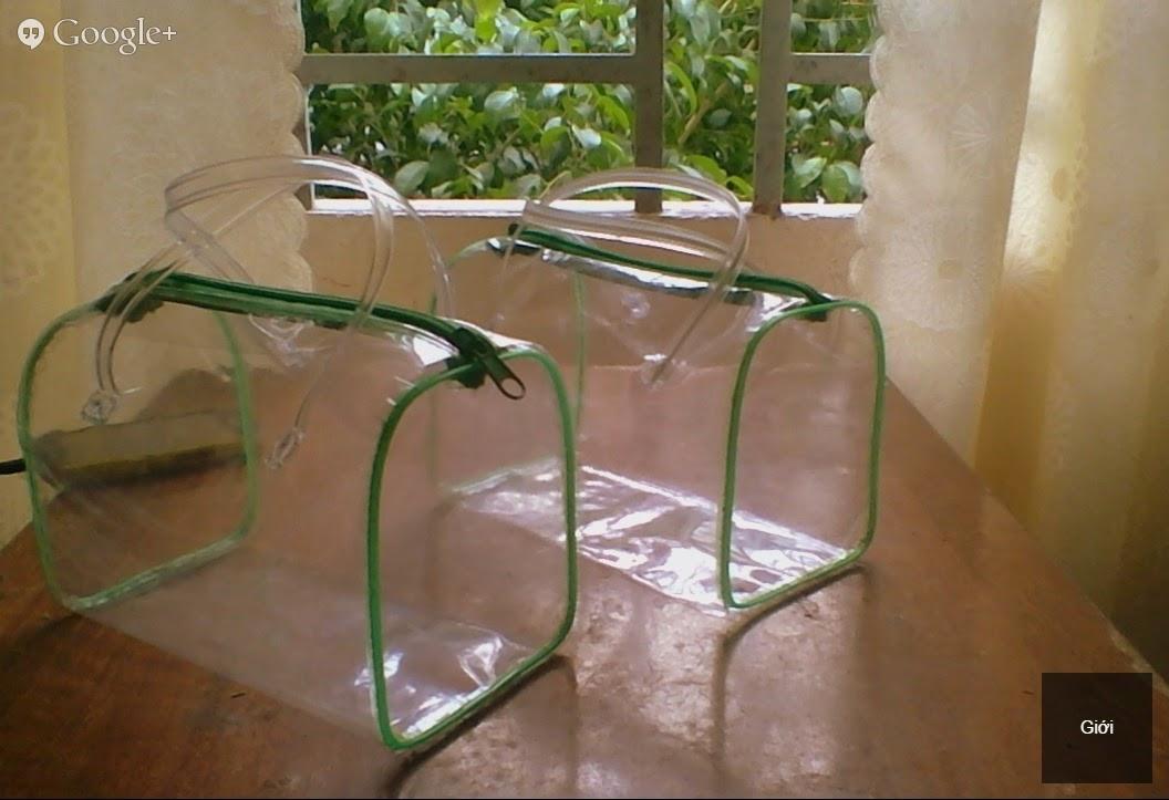 Bao Bì PVC Trong Suốt